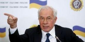 Суд Євросоюзу в кінці вересня розгляне позов Азарова про скасування санкцій