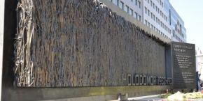 В центре Вашингтона поставили большой памятник жертвам Голодомора в Украине (фото)