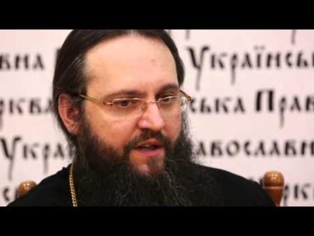 голова інформаційного відділу УПЦ єпископ Ірпінський Климент,