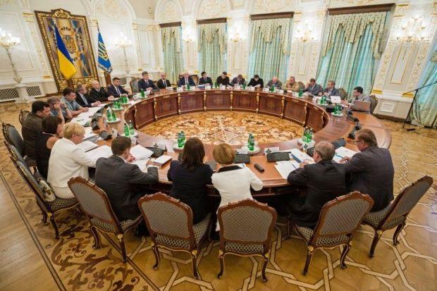 СНБО: стенограмму оформили по всем требованиям, Голомша и Замана не выступали