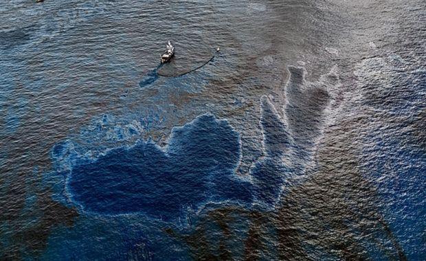Разлив нефти / meteovesti.ru