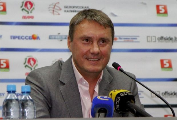 У Александра Хацкевича не будет друзей во время матча Украина - Беларусь / sport-xl.org