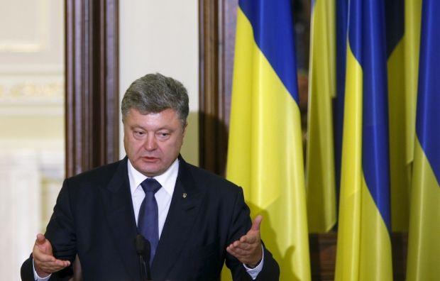 Порошенко хочет усилить ответственность за подкуп на выборах