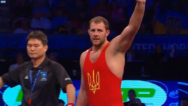 Димитрий Тимченко принес сборной Украины первую медаль ЧМ / noc-ukr.org