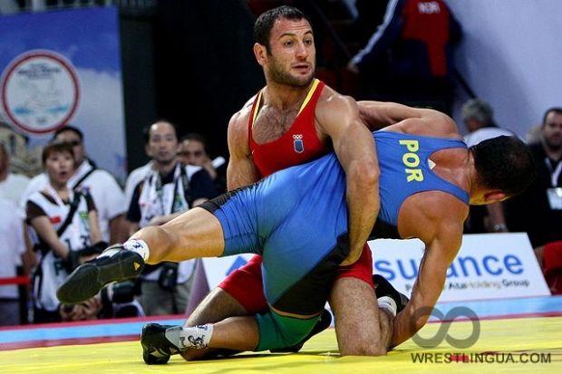 Армен Варданян в третий раз в карьере стал серебряным призером ЧМ / wrestlingua.com