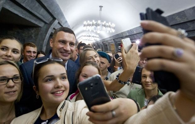 Кличко / kiev.klichko.org