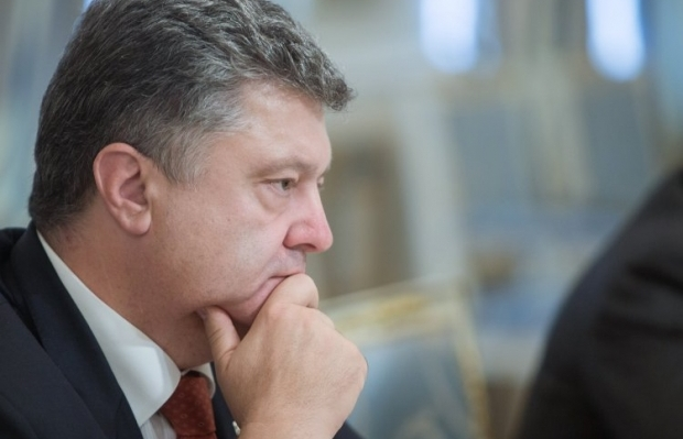 Poroshenko explained why the West refused to provide lethal aid / Photo from UNIAN