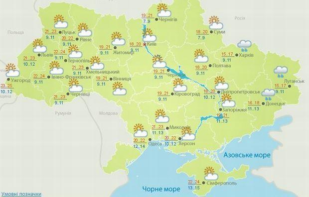 Украинский Гидрометцентр