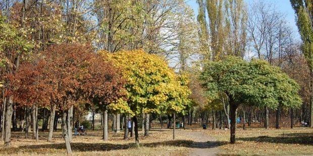 """Парк """"Юність"""" / mesta.kiev.ua"""
