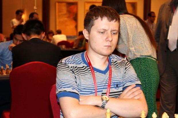 Арещенко обыграл шахматиста из элиты мирового рейтинга / ruchess.ru