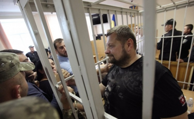 MP Mosiychuk, stripped of deputy immunity, is facing up to 12 years in prison / Photo from UNIAN