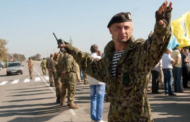 Бессрочная блокада Крыма / Фото УНИАН