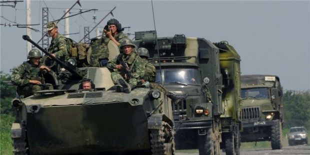 Photo from website of militants