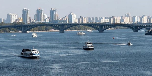 Река Днепр / Фото УНИАН
