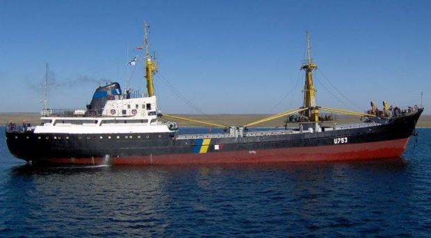 морской сухогрузный транспорт