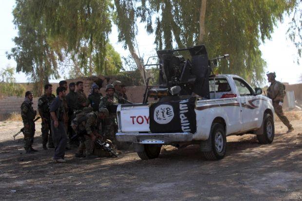 Россия, Сирия, Ирак и Иран создали информцентр по борьбе с ИГИЛ