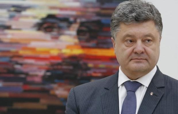 Сегодня президент Украины празднует 50-летие