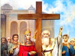 27 сентября – Воздвижение Честного Животворящего Креста Господнего