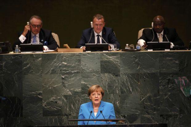 Меркель: Совбез ООН должен быть реформирован
