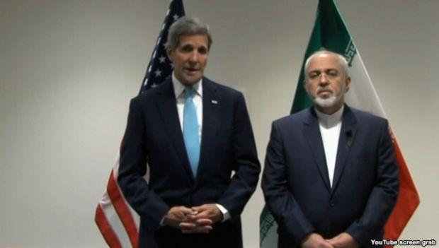 Керри обсудил с главой МИД Ирана конфликты в Сирии и Йемене