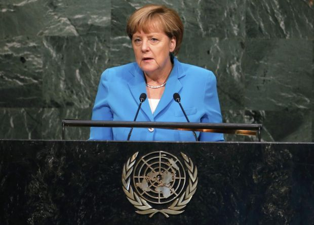 Меркель предложила провести масштабные реформы в ВОЗ