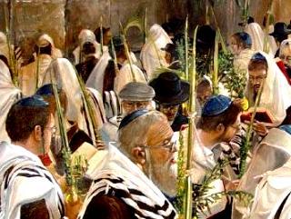 27 сентября вечером иудеи начинают праздновать Суккот