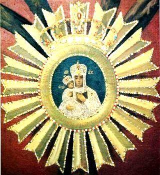 27 сентября Леснинской иконы Божьей Матери