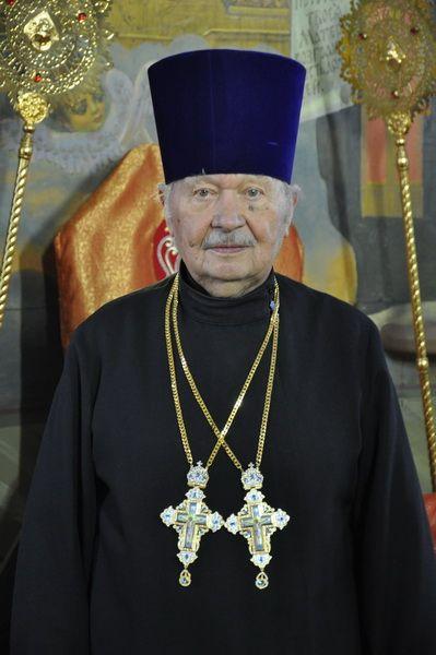 Протоиерей Андрей Печник