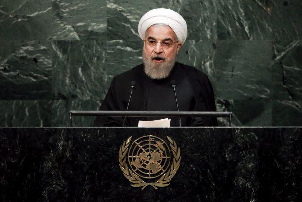 Роухани: позиции России и Ирана по Сирии практически совместимы