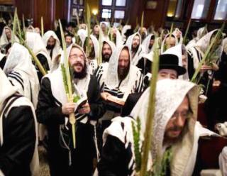 Евреи во всем мире празднуют Суккот