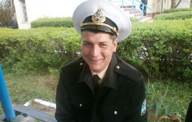 На фото - демобилизованный боец АТО Артем Приходько, который был убит в драке / Соцсети