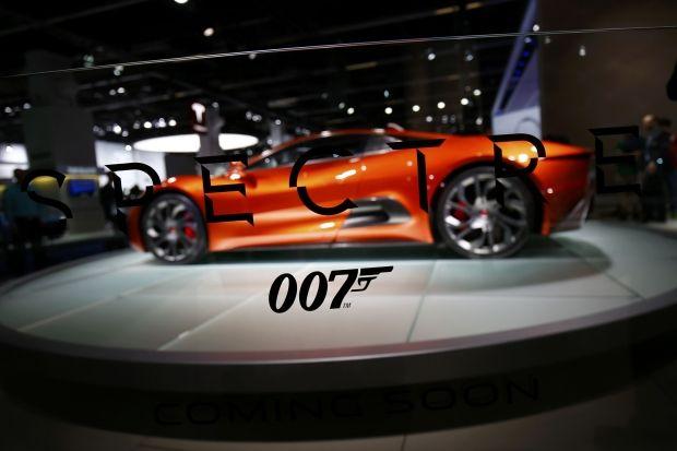 Создатели нового фильма о Бонде побили рекорд по стоимости уничтоженных автомобилей