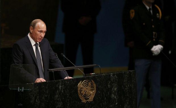 Россия оказывает военно-техническую помощь Сирии и Ираку – Путин