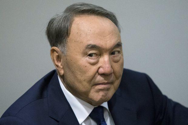 Нурсултан Назарбаєв / REUTERS
