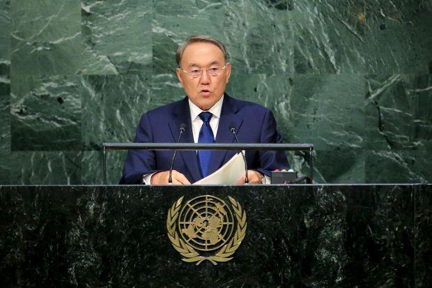Назарбаев предложил перенести штаб-квартиру ООН из Нью-Йорка в Азию