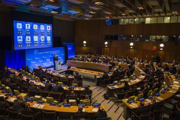 Порошенко заявил о необходимости реформировать ООН