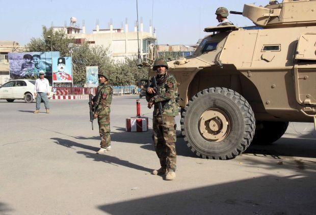 Талибы захватили город Кундуз на севере Афганистана