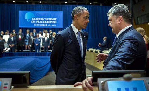 Порошенко и Обама внепланово провели серьезный разговор
