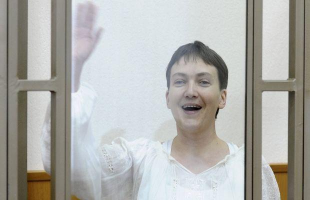 Российский суд на ноябрь запланировал 12 заседаний по делу Савченко