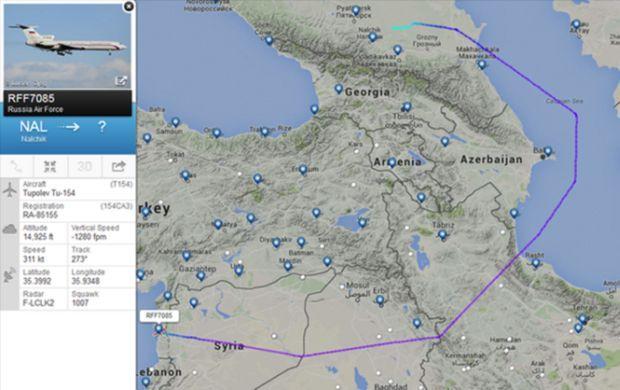 Россия перебросила шесть бомбардировщиков Су-34 на сирийскую авиабазу близ Латакии — СМИ