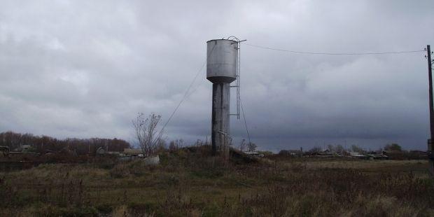 Жители Бердянского самостоятельно восстановили подачу воды в свои дома