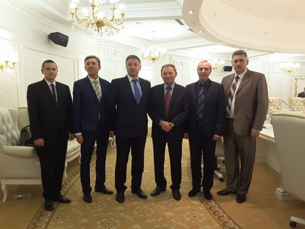 Кучма подчеркнул, что Кремль против участия США в переговорах по урегулированию конфликта на Донбассе / facebook.com/dariia.olifer