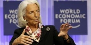 IMF chief names reasons of weaker global economic growth