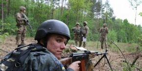Порошенко: Навчання США українських військових допомагає відновити обороноздатність країни