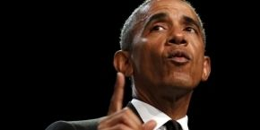 Обама розцінив військові дії Росії в Сирії як ознаку слабкості