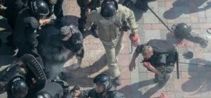 Die Welt: Кривавий понеділок у Києві