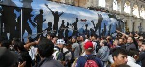 Мігрантська навала у Європі