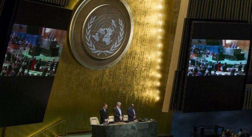 Henasambleja OON rozghlyane sytuaciju v Ukraїni 20 lyutoho