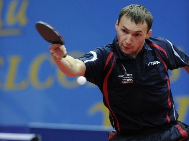 Ярослав Жмуденко сыграет в основной сетке чемпионата Европы / udau.edu.ua