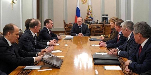 Джерело: Військову кампаніюРФ вСирії запропонували почати Іванов, Шойгу і Патрушев